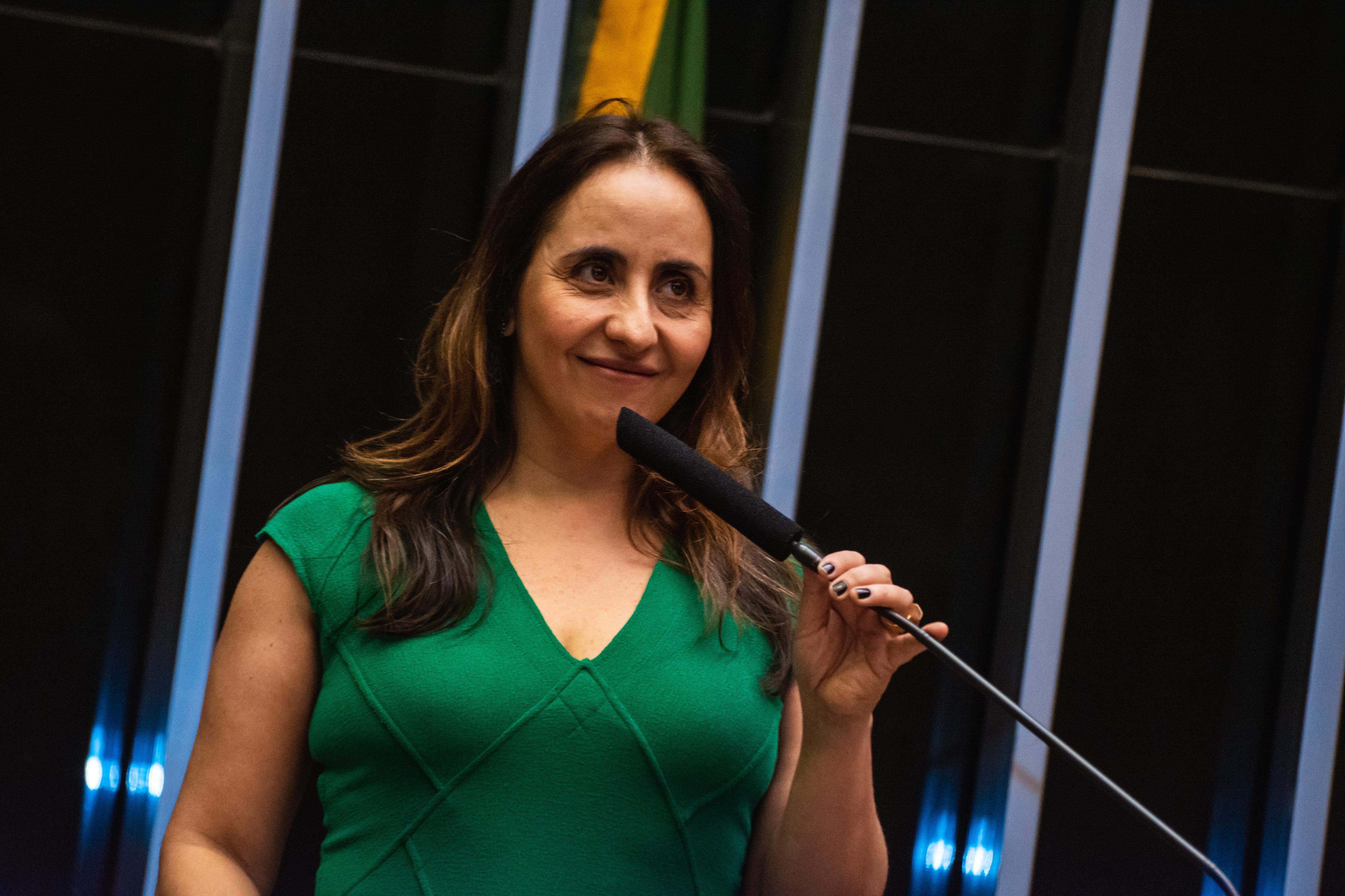 Deputada Federal Adriana Ventura (Novo/SP)