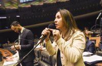 Adriana Ventura na Câmara dos Deputados
