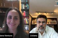 Adriana Ventura e Roberto Livianu conversam sobre o Corruptovírus